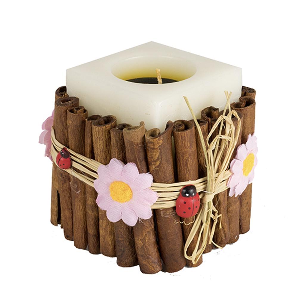 Cinnamon Kerze