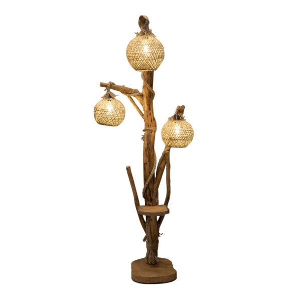 Standlampe 3 Lichtkörber 183